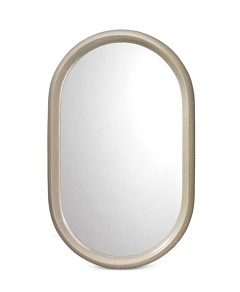 Jamie Young Altitude Oval Mirror