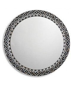 Jamie Young Evelyn Round Wall Mirror, 36