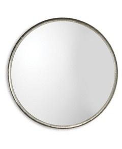Jamie Young Refined Round Mirror