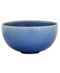 Jars Tourron Blue Chardon Serving Bowl