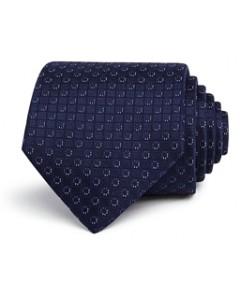 John Varvatos Star Usa Tonal Circles Classic Tie
