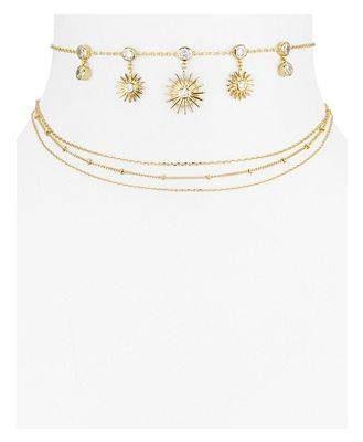 Jules Smith Galley Choker Necklace, 12