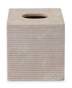 Kassatex Limestone Tissue Holder