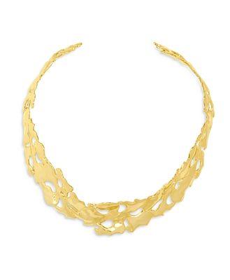 Kendra Scott Savannah Open Collar Necklace, 12