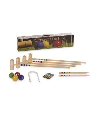 Kettler 4 Player Croquet Set