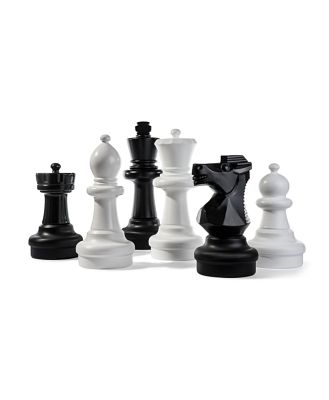 Kettler Rolly Giant Chess Pieces, Set of 32