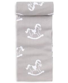 Kissy Kissy Rocking Horse Blanket - Baby