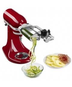 KitchenAid 5-Blade Spiralizer with Peel, Core and Slice Attachment