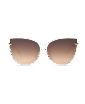 Krewe Women's Laveau 24K Mirrored Cat Eye Sunglasses, 62mm