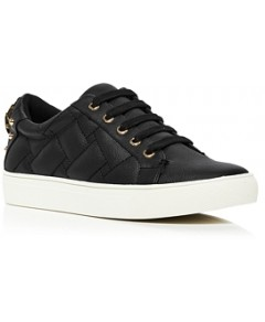 Kurt Geiger London Women's Ludo Quilted Low Top Sneakers