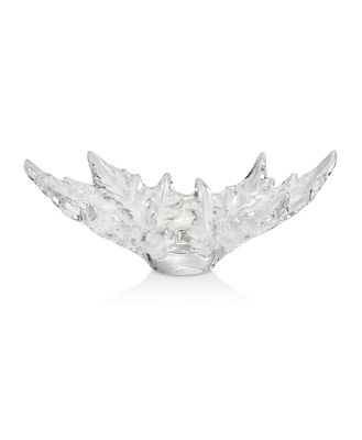 Lalique Champs-Elysees Large Bowl, Clear