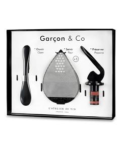 L'Atelier du Vin Garcon & Co Set