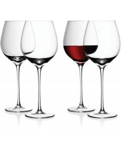 Lsa Red Wine Glass, Set of 4