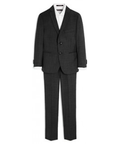 Michael Kors Boys' Two-Piece Checkered Suit, Big Kid - 100% Exclusive