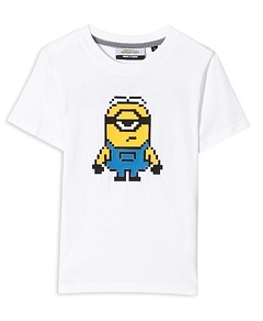 Mostly Heard Rarely Seen Boys' Mini Stuart Tee - Little Kid, Big Kid