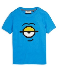 Mostly Heard Rarely Seen Boys' Minion Tee - Little Kid, Big Kid