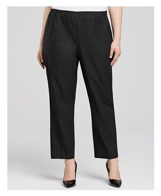 Nic and Zoe Plus Perfect Slit Cuff Straight Pants