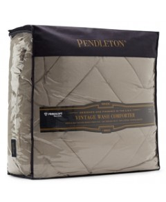 Pendleton Vintage Wash Comforter, Queen