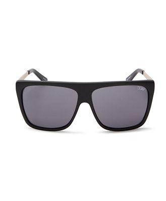 Quay Women's Otl Ii Square Sunglasses, 56mm