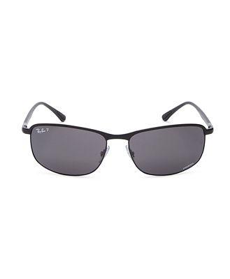 Ray-Ban Unisex Polarized Round Sunglasses, 60mm