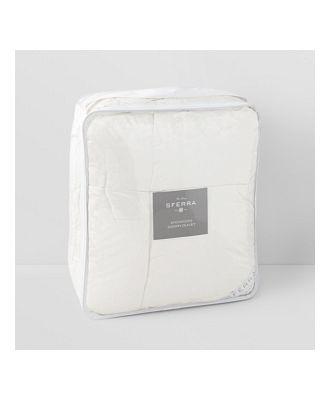 Sferra Snowdon Medium Down Comforter, Twin