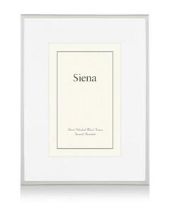 Siena Slim Matted Frame, 5 x 7