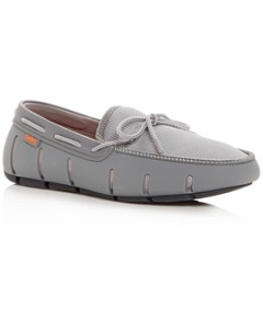 Swims Men's Stride Moc Toe Loafers