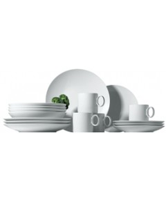 Thomas for Rosenthal Loft 16 Piece Dinnerware Set