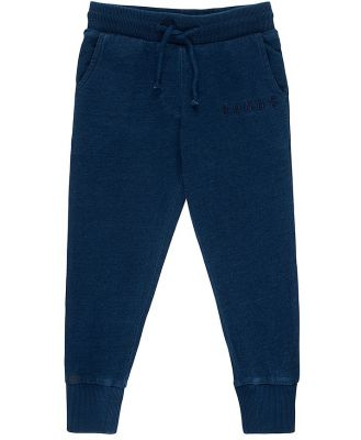Bonds Kids Denim Trackie in Mid Blue Chambray