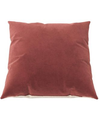 Elementary Cushion Blush Pink with French Beige 45 x 45 cm 45 x 45 cm