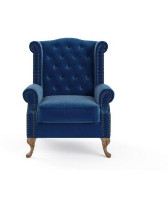 Nottage Armchair Ocean Blue