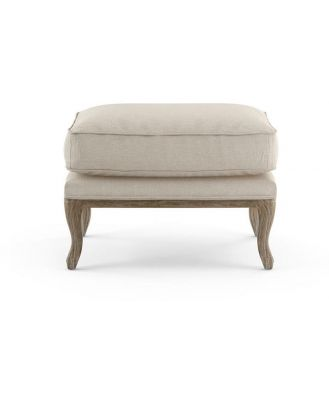 Philippe Ottoman French Beige