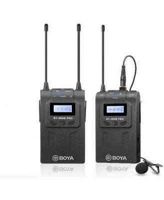 Boya BY-WM8 Pro-K1 Dual Dual Channel Wireless Lav Microphone System
