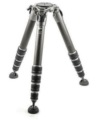 Gitzo Systematic Series 4 - Carbon Fibre Tripod 5 Section (Standard)
