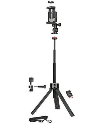 Joby TelePod GripTight PRO for Mobile Phone inc BT Remote 34-79cm 1kg Payload