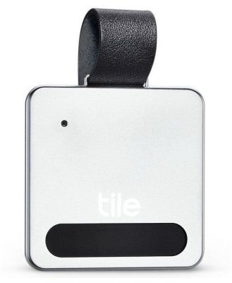 Tile Slim Luggage Clip - Bluetooth Tracker