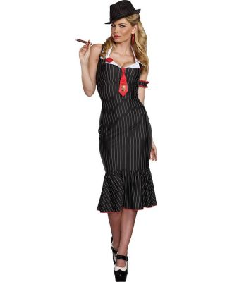 Deadly Dame Adult Costume