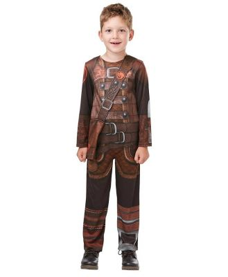 How to Train Your Dragon 3 Hiccup Child Costume
