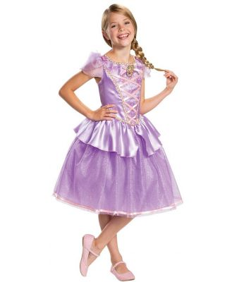 Tangled Rapunzel Classic Child Costume