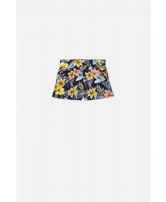 Cotton On Kids - Callie Shorts - Tropical floral