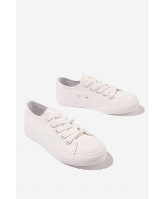 Cotton On Kids - Classic Trainer - White