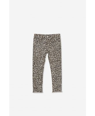 Cotton On Kids - Drea Jeans - Natural animal