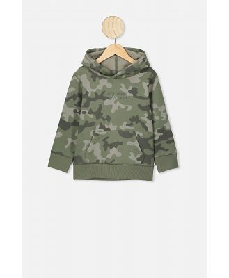 Cotton On Kids - Horizon Hoodie - Camo