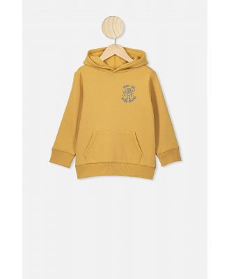 Cotton On Kids - Horizon Hoodie - Vintage honey/gimme some space