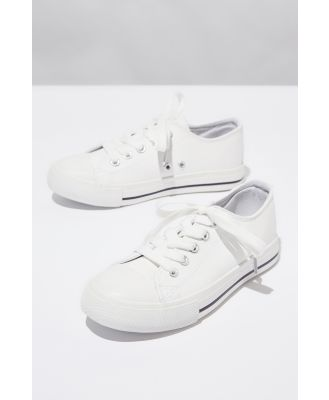 Cotton On Kids - Kids Classic Trainers - White
