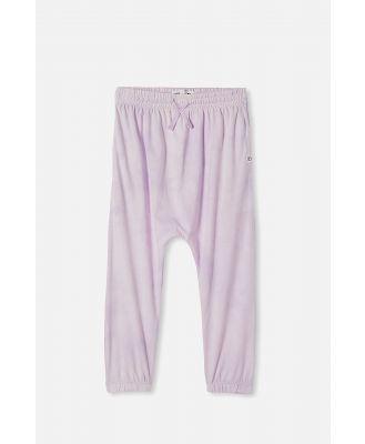 Cotton On Kids - Lennie Tie Dye Pant - Vintage lilac tie dye