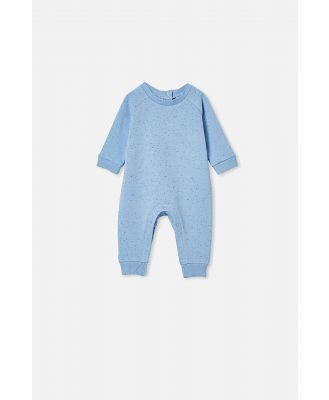 Cotton On Kids - Reese All In One - Red brick nep