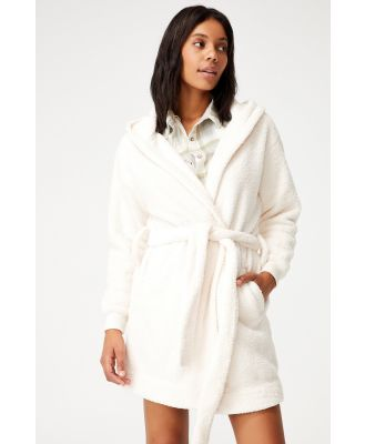 Body - The Lounging Robe - Almond butter