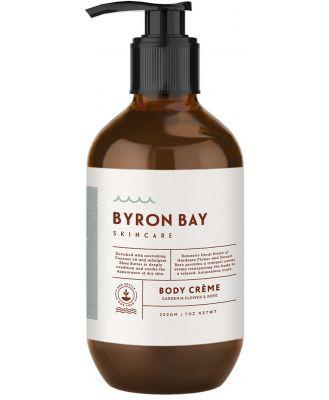 Byron Bay Skincare - Byron Bay Body Cream - Gardenia & rose
