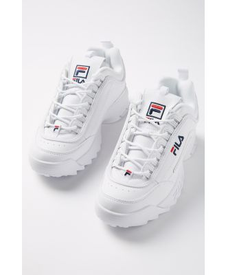 Factorie - Guys Fila Disruptor 2 Ii - White